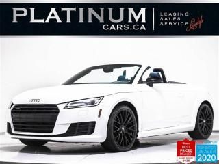 Used 2018 Audi TT 2.0T quattro, AWD, NAV, HEATED, VIRTUAL COCKPIT for sale in Toronto, ON