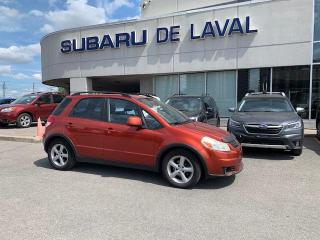 Used 2009 Suzuki SX4 JX AWD for sale in Laval, QC