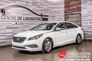 Used 2015 Hyundai Sonata 2.4L GL+MAGS+BLUETOOTH+CAMERA DE RECUL+MAGS for sale in Laval, QC
