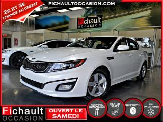 Used 2015 Kia Optima Berline  LX for sale in Châteauguay, QC