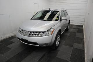 Used 2006 Nissan Murano SE for sale in Winnipeg, MB