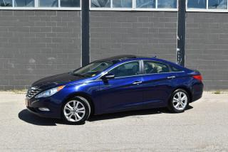 Used 2011 Hyundai Sonata Limited w/Nav for sale in Winnipeg, MB
