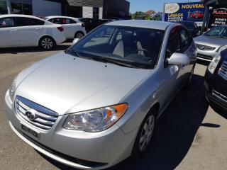 Used 2010 Hyundai Elantra 4DR SDN AUTO L for sale in Beauport, QC