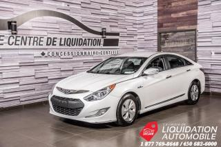Used 2015 Hyundai Sonata Hybrid GR ELECTRIQUE+MAGS+BLUETOOTH for sale in Laval, QC