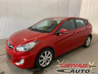 Used 2014 Hyundai Accent GLS Mags A/C Toit ouvrant Bluetooth for sale in Trois-Rivières, QC