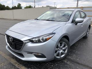 Used 2017 Mazda MAZDA3 SPORT 2WD for sale in Cayuga, ON
