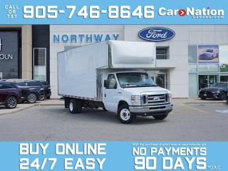 Used 2014 Ford Econoline E-450 SUPER DUTY 158 DRW    V10   WOW ONLY 59 KM! for sale in Brantford, ON