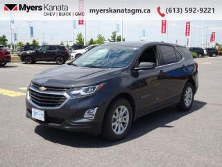 Used 2019 Chevrolet Equinox LT  - Android Auto -  Apple CarPlay for sale in Kanata, ON