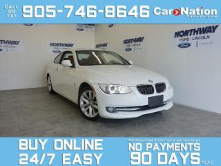 Used 2013 BMW 3 Series 328i | XDRIVE  | SUNROOF | COUPE | ONLY 66 KM! for sale in Brantford, ON