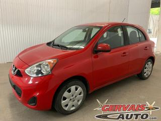Used 2016 Nissan Micra A/c Bluetooth for sale in Trois-Rivières, QC