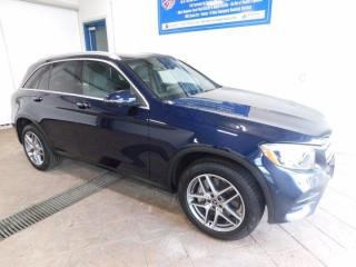 Used 2019 Mercedes-Benz GL-Class GLC 300 LEATHER NAVI SUNROOF for sale in Listowel, ON