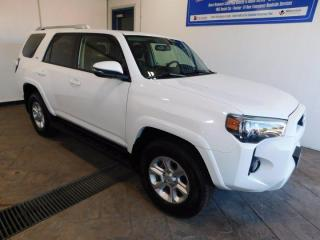 Used 2018 Toyota 4Runner SR5 4WD LEATHER NAVI SUNROOF for sale in Listowel, ON