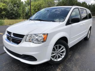 Used 2017 Dodge Grand Caravan SXT 2WD for sale in Cayuga, ON