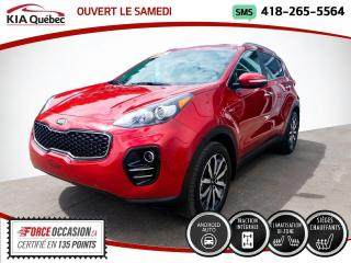 Used 2017 Kia Sportage EX* AWD* CARPLAY* SIEGES CHAUFFANTS* for sale in Québec, QC