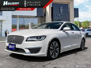 Used 2017 Lincoln MKZ Reserve for sale in Peterborough, ON