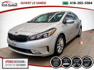 Used 2017 Kia Forte EX* BIZONE* CAMERA* SIEGES CHAUFFANTS* for sale in Québec, QC