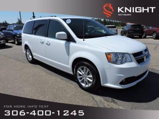 New 2020 Dodge Grand Caravan Premium Plus | B/U Camera | Remote Start | Power Sliding Doors | DVD | Premium Pkg for sale in Weyburn, SK