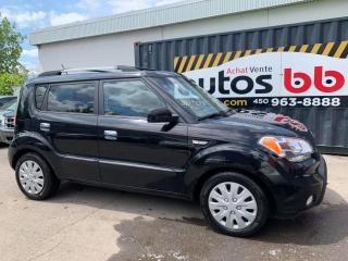 Used 2010 Kia Soul for sale in Laval, QC