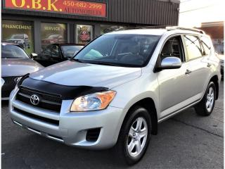 Used 2010 Toyota RAV4 4WD-BLUETOOTH-AIR CLIMATISE-GROUPE ELECTRIQUE for sale in Laval, QC