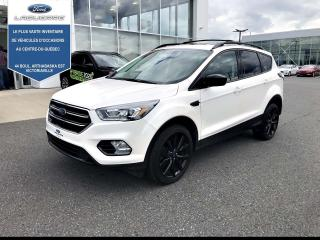 Used 2017 Ford Escape SE TOIT NAV AWD for sale in Victoriaville, QC