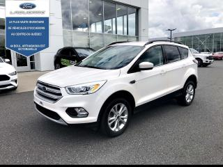 Used 2017 Ford Escape AWD SE for sale in Victoriaville, QC