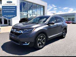 Used 2018 Honda CR-V Touring AWD for sale in Victoriaville, QC