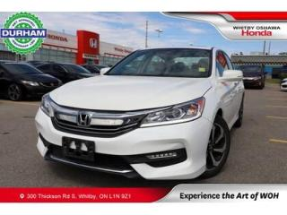 Used 2016 Honda Accord for sale in Whitby, ON