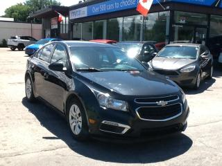 Used 2016 Chevrolet Cruze 1LT for sale in North Bay, ON