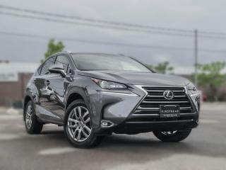 Used 2017 Lexus NX 200t NX 200 | PREMIUM | ROOF | BACK UP | LOADED | PRICE TO SEEL for sale in Toronto, ON