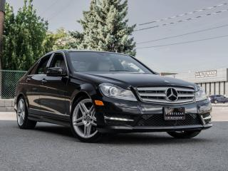 Used 2013 Mercedes-Benz C-Class C 350 | NAV | PANOROOF | B.SPOT | PRICE TO SELL for sale in Toronto, ON