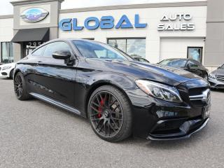 Used 2017 Mercedes-Benz C63 AMG AMG C 63 S for sale in Ottawa, ON
