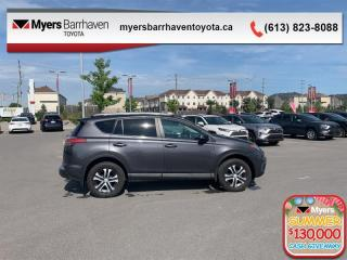 Used 2016 Toyota RAV4 LE  - Bluetooth - $132 B/W for sale in Ottawa, ON