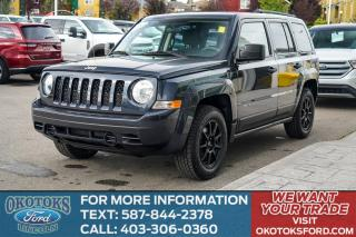 Used 2015 Jeep Patriot Sport/North SPORT/MAUAL for sale in Okotoks, AB