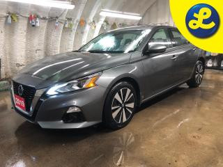 Used 2019 Nissan Altima SV * Power sunroof * Intelligent Forward Collision Warning with AEB/Blind Spot Warning (BSW) Blind Spot/Rear Parking Sensors/RearView Monitor Back-Up for sale in Cambridge, ON