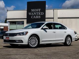 Used 2016 Volkswagen Passat COMFORTLINE|LEATHER for sale in Kitchener, ON