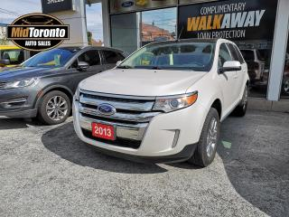 Used 2013 Ford Edge SEL | AWD | Power Roof | Navi | Leather | No Accidents | One Owner for sale in North York, ON