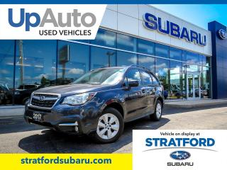 Used 2017 Subaru Forester 2.5i Premium for sale in Stratford, ON
