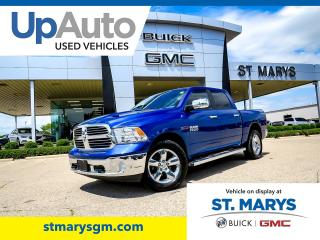 Used 2017 RAM 1500 Big Horn for sale in St. Marys, ON