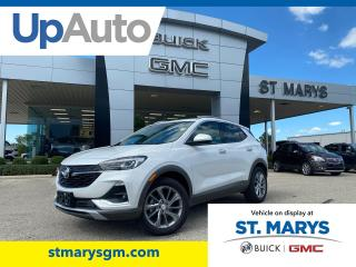 New 2020 Buick Encore GX Essence AWD for sale in St. Marys, ON