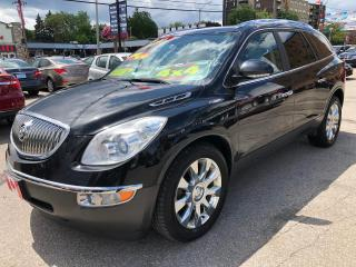 Used 2011 Buick Enclave CXL2 for sale in Scarborough, ON