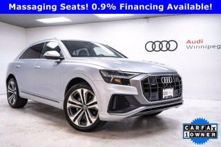 Used 2019 Audi Q8 Technik w/Luxury & S-Line Package for sale in Winnipeg, MB