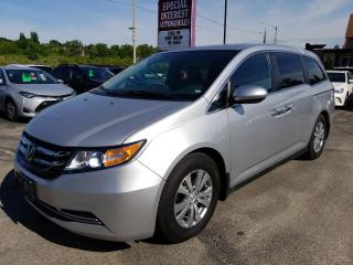 Used 2014 Honda Odyssey EX BLUE TOOTH !!  REAR CAMERA !!  HEATED SEATS !! for sale in Cambridge, ON