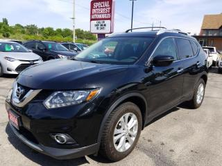 Used 2016 Nissan Rogue SV BLUE TOOTH !!  REAR CAMERA !!  HEATED SEATS !! for sale in Cambridge, ON