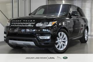 Used 2016 Land Rover Range Rover Sport Td6 HSE *NOUVELLE ARRIVÉE!* for sale in Laval, QC