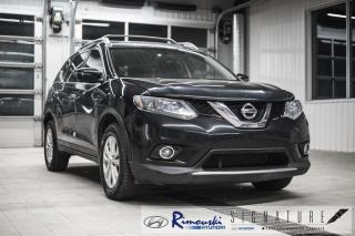 Used 2016 Nissan Rogue SV AWD chez Rimosuki Hyundai for sale in Rimouski, QC