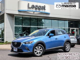 Used 2016 Mazda CX-3 GX- AUTOMATIC, A/C, BLUETOOTH, 2.0L SKY-G for sale in Burlington, ON