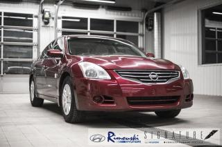 Used 2012 Nissan Altima 2.5 S chez Rimouski hyundai for sale in Rimouski, QC