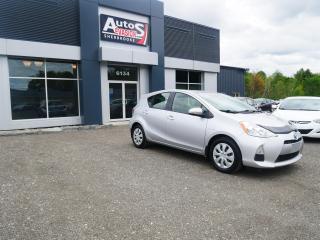 Used 2013 Toyota Prius c Vendu, sold merci for sale in Sherbrooke, QC