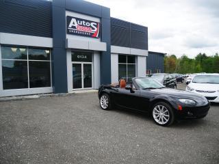 Used 2007 Mazda Miata MX-5 Vendu, sold merci for sale in Sherbrooke, QC