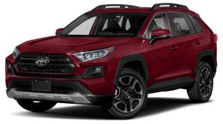 New 2020 Toyota RAV4 TRAIL for sale in Hamilton, ON